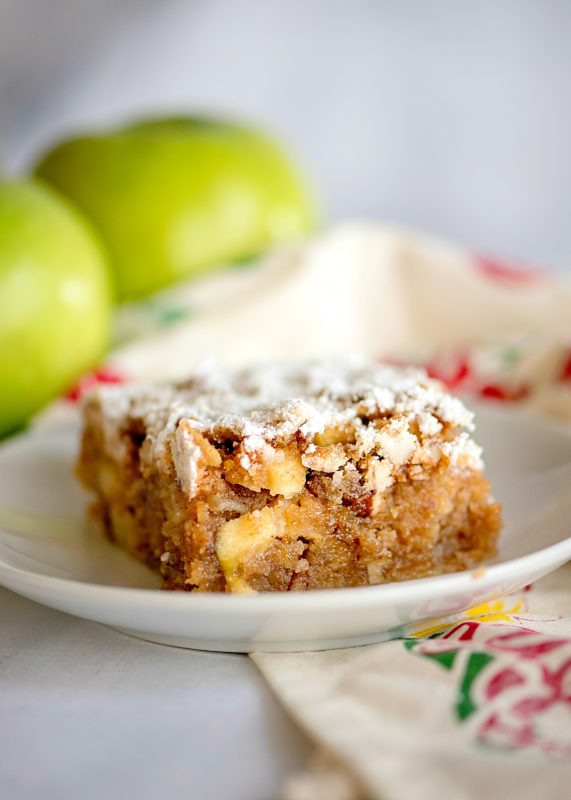 Delicious Apple Orchard Snack Cake
