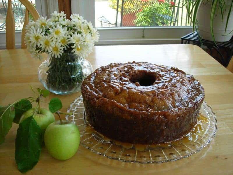 Apple Dapple Cake | Southern Plate