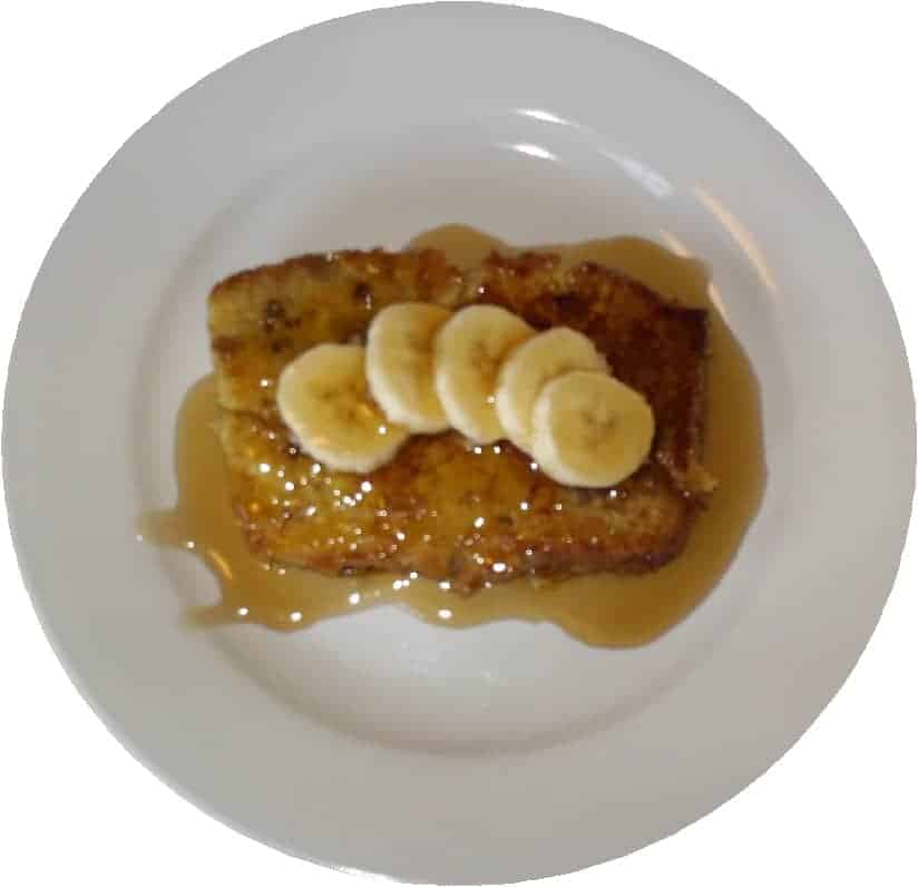 Banana bread french toast southern plate banana bread french toast forumfinder Image collections