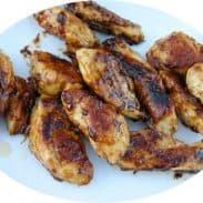 Grilled Chicken Tenderloins (Without The Grill!)