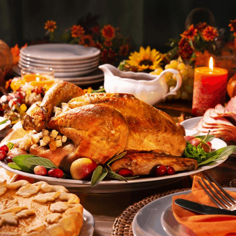 southern plate overnight turkey