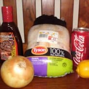"""Slow Cooker Coke Chicken ~#1 On My List Of """"Things I like to toss in the crock pot."""""""
