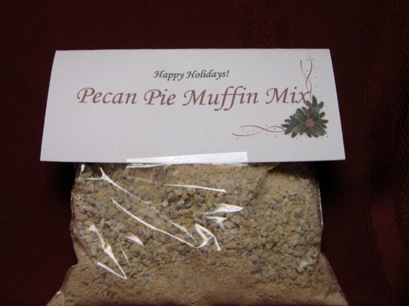 Pecan Pie Muffin Mix