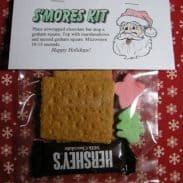 S'Mores Kits – Great Gift For Classmates – From Guest Bloggers Brady & Katy!