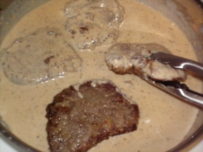 Southern Steak and Milk Gravy | Southern Plate