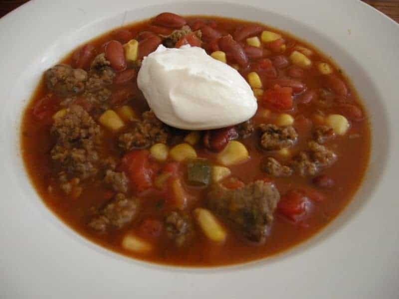 World's Easiest Supper: Taco Soup | Southern Plate