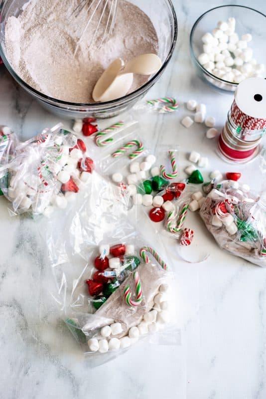 snowman soup kits