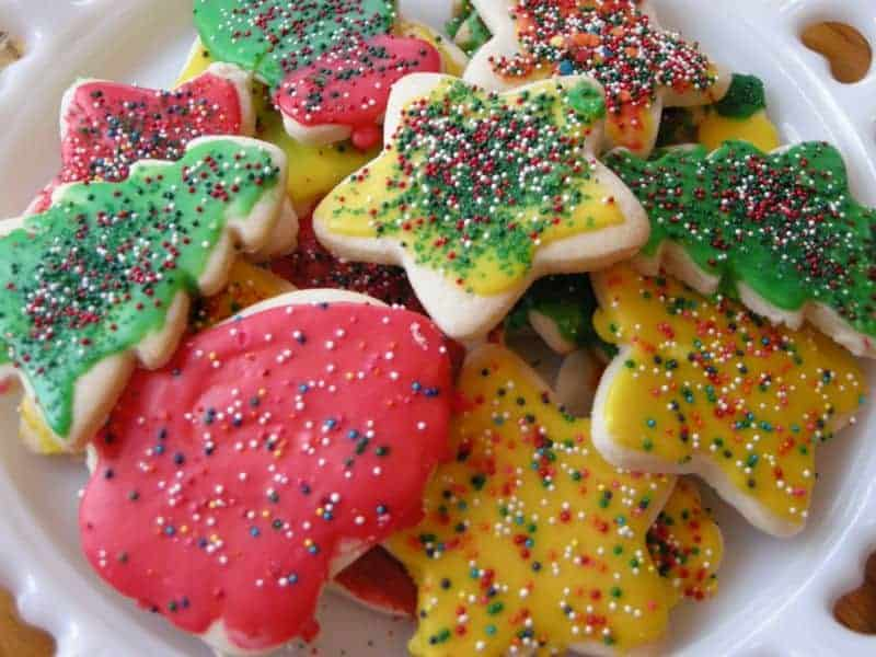 Best christmas cut out cookies -