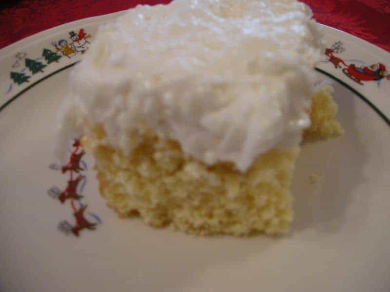 Daddy S Coconut Cake Southern Plate