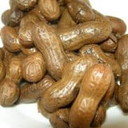 Boiled Peanuts (And how to choose a spouse)