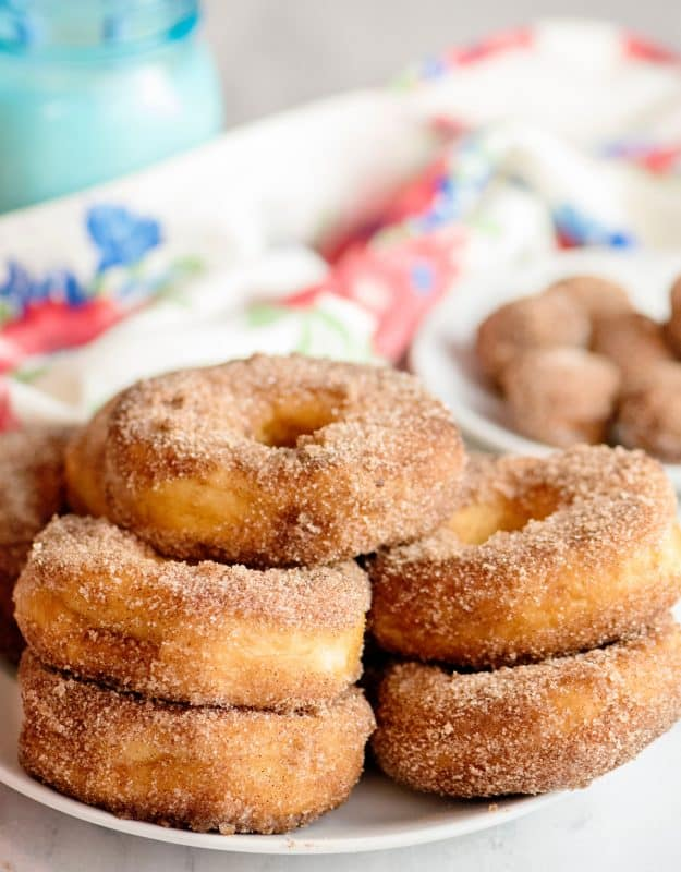 Melt in your mouth Doughnuts