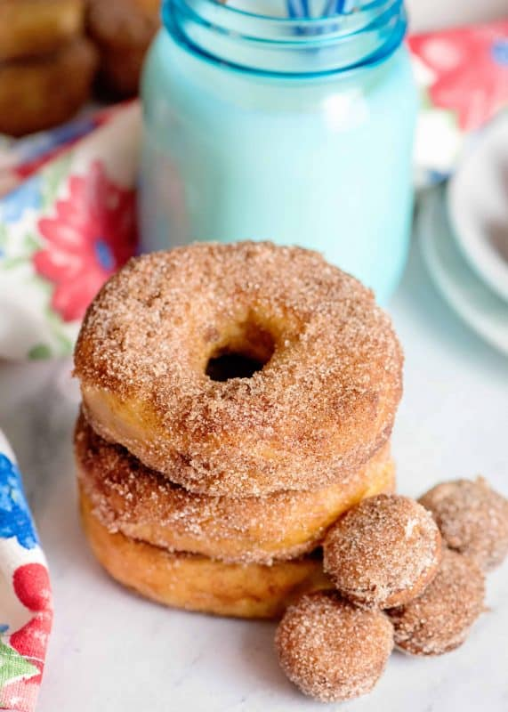 Melt In Your Mouth Doughnuts (Foolproof and GREAT For Beginners!)