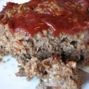 Meatloaf! Making, Freezing, and Small Batch Options!