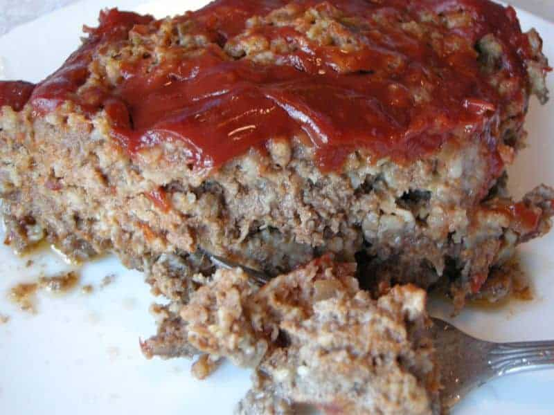 Meatloaf Making Freezing And Small Batch Options