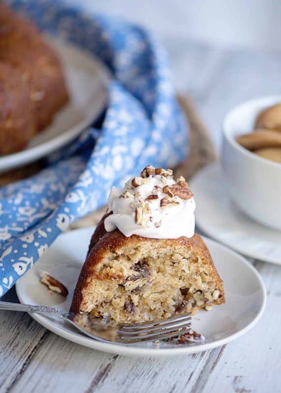 A Slice Of Mama Reed's Vanilla Wafer Cake Recipe