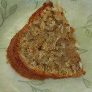 Mama Reed's Vanilla Wafer Cake