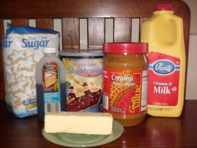 peanut-butter-icing-ingredients