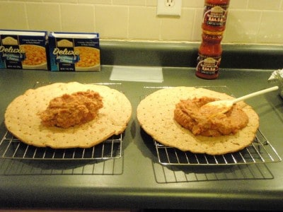 crustspread