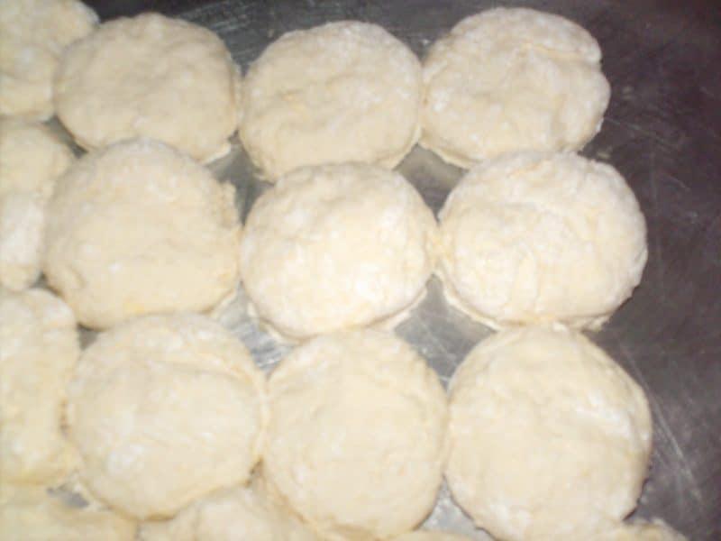 Buttermilk Biscuit Dough
