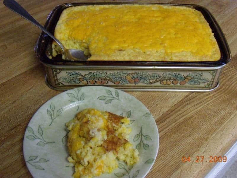 Mama's Corn Casserole