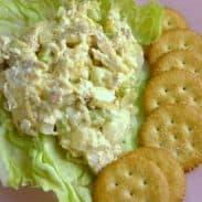 Treasure Found: Granny Jordan's Chicken Casserole / Salad