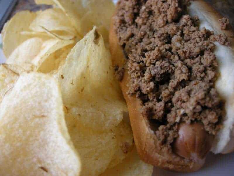 Southern Plate Hot Dog Chili