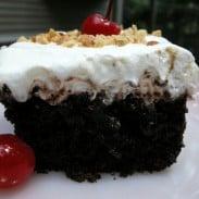 Chocolate Sundae Cake: Sinfully Good, Sinfully Easy
