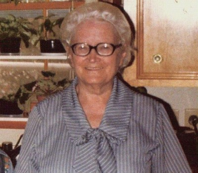 My great grandmother, Lela