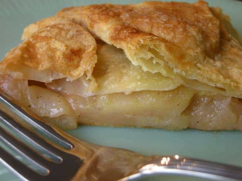 Rustic Apple Strudel