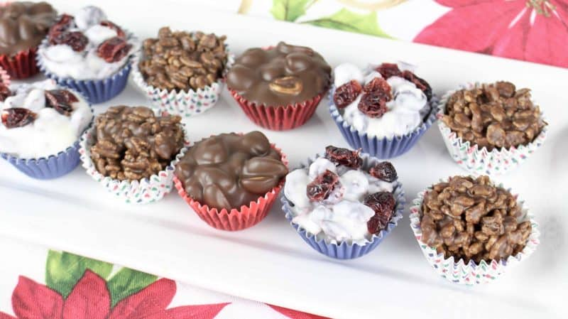 Holly Jollies – Christmas Candy On A Budget, In A Hurry!