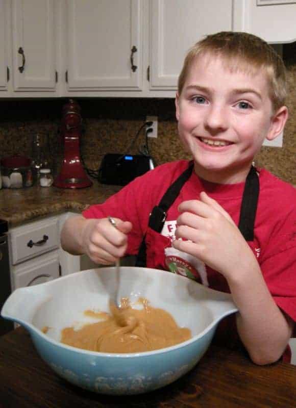 peanut butter scotchies  by brady