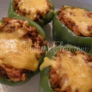 Janice's Stuffed Peppers