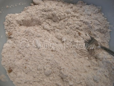 combine dry ingredients