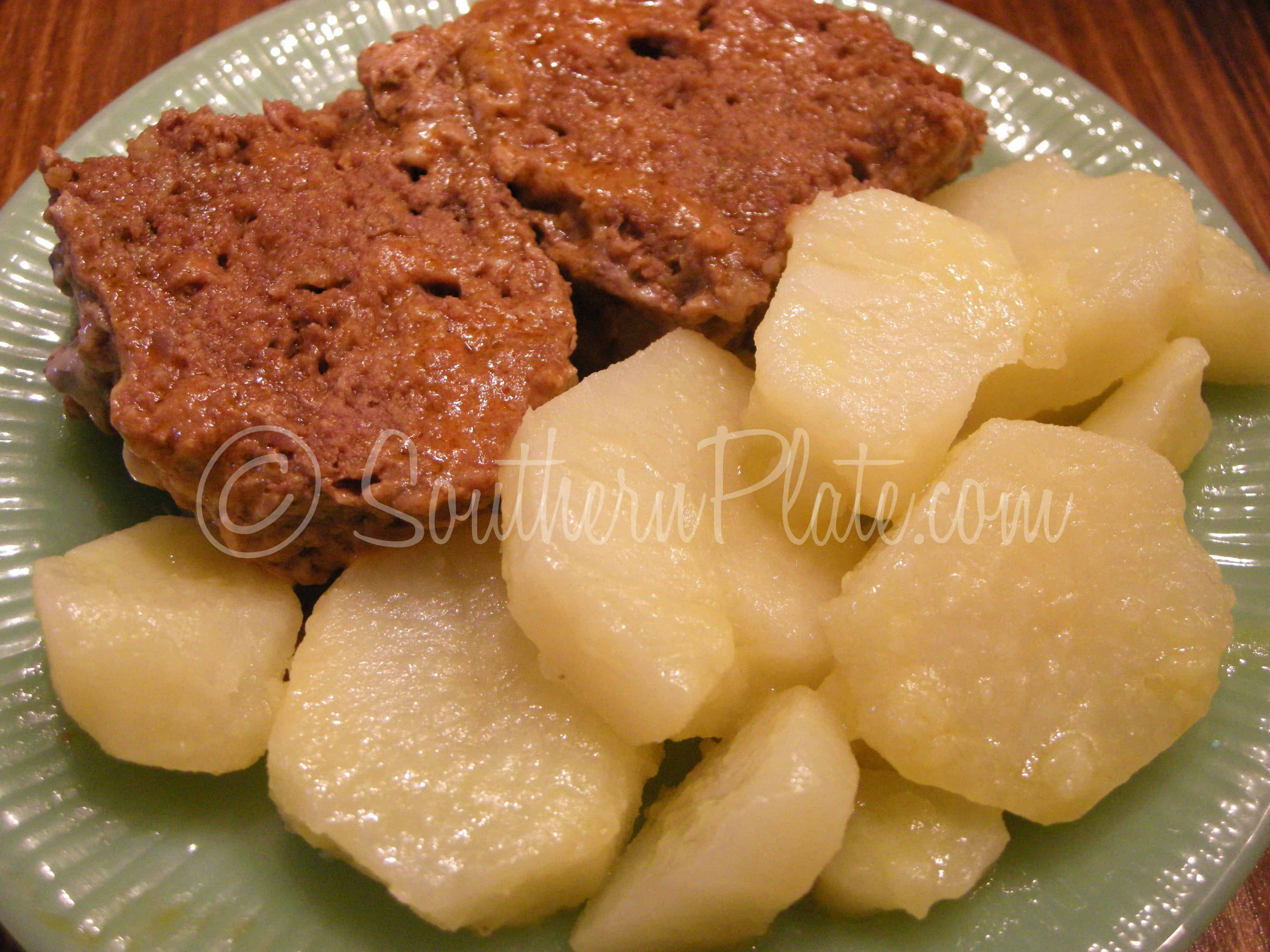 Slow Cooker Meatloaf!