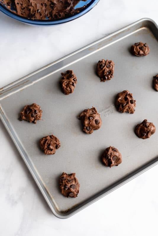 bake at 350 fo 10-12 minutes