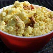shortcut potato salad