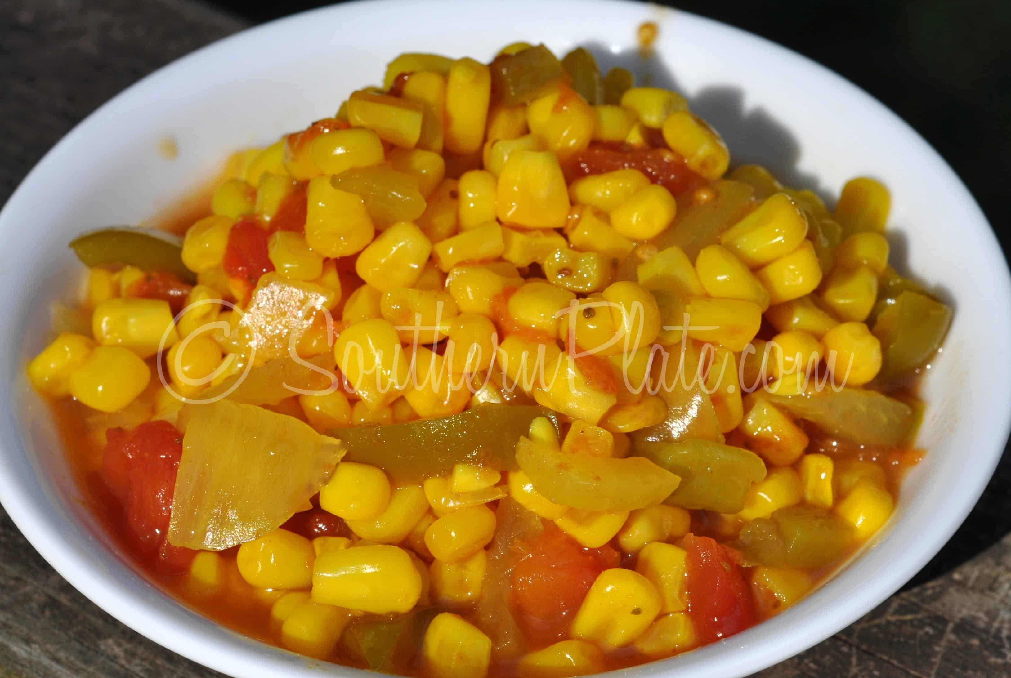 Corn Relish – Respectin' The Old Ways | Southern Plate