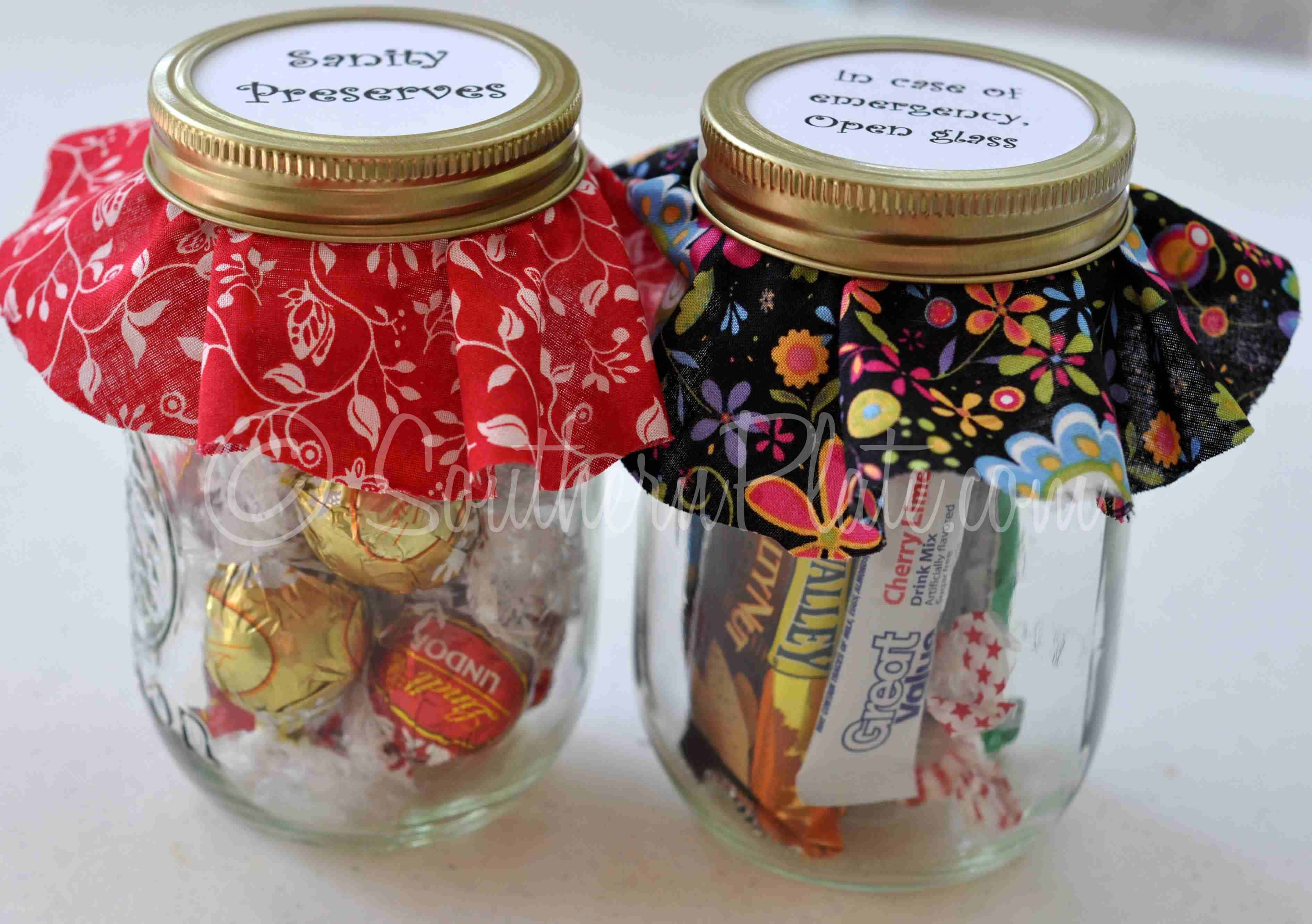 DIY Appreciation Gifts for School, Work, or Friends | Southern Plate