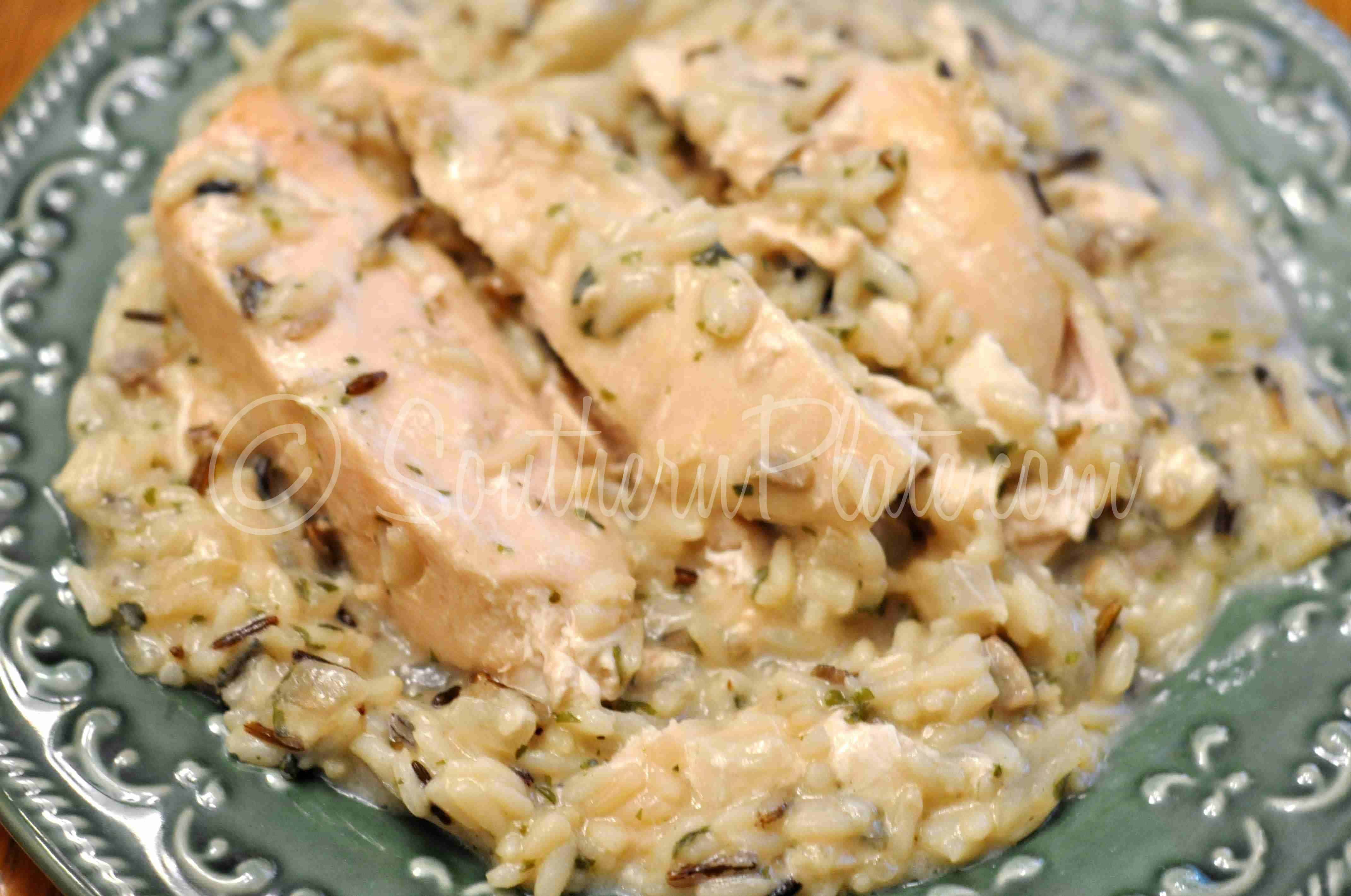 Slow Cooker Chicken and Wild Rice – and YOUR Cheering ...