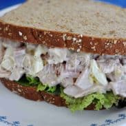 Ham Salad (Recipes SHOULD be easy!)
