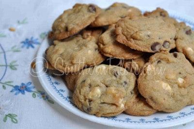 Grandma Jenny's Chocolate Chip Cookies