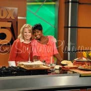 Good Day Atlanta Cooking Segment (and behind the scenes!)