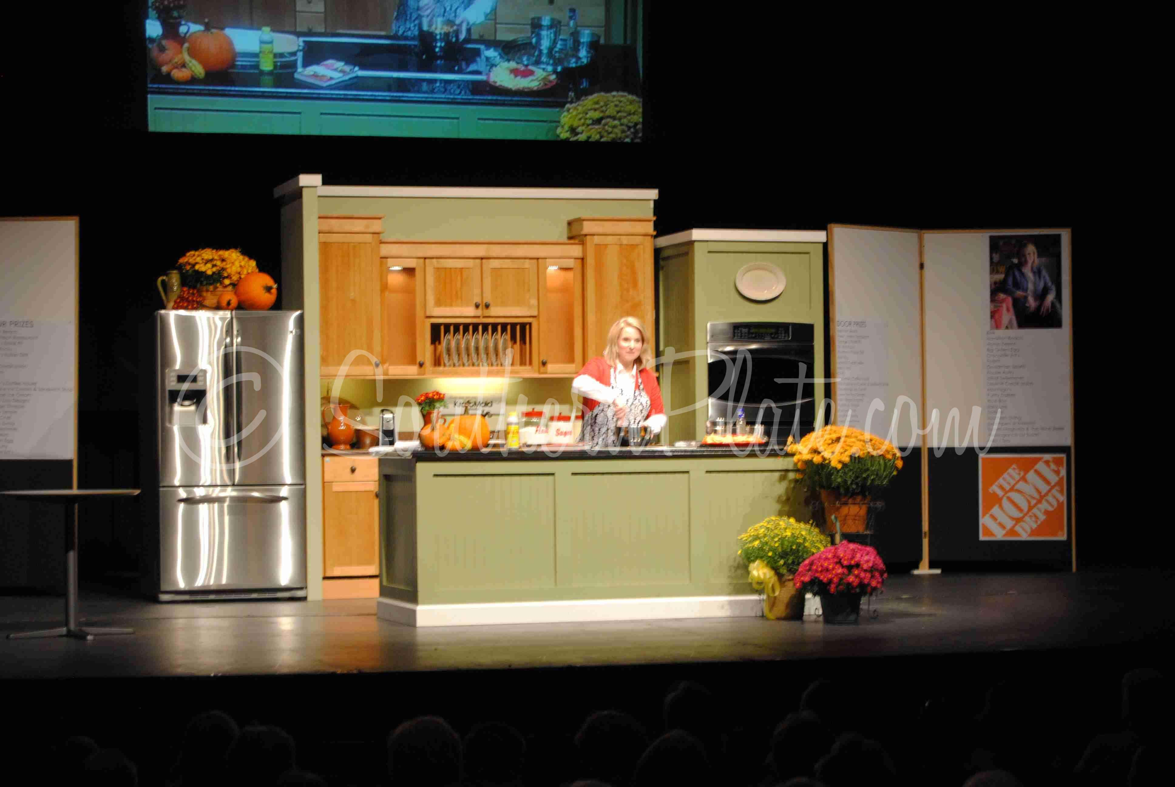 Demonstration Kitchen Layout layout - cooking show set. | picnic on park | pinterest