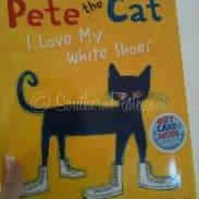 Pete the Cat :)