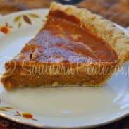 Honey Pumpkin Cream Cheese Pie