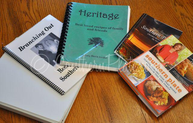 Make a family cookbook plus giveaway southern plate one solutioingenieria Images