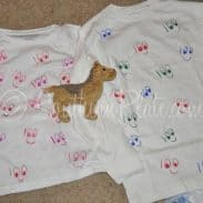 100th Day of School Shirts (without complicating things!)