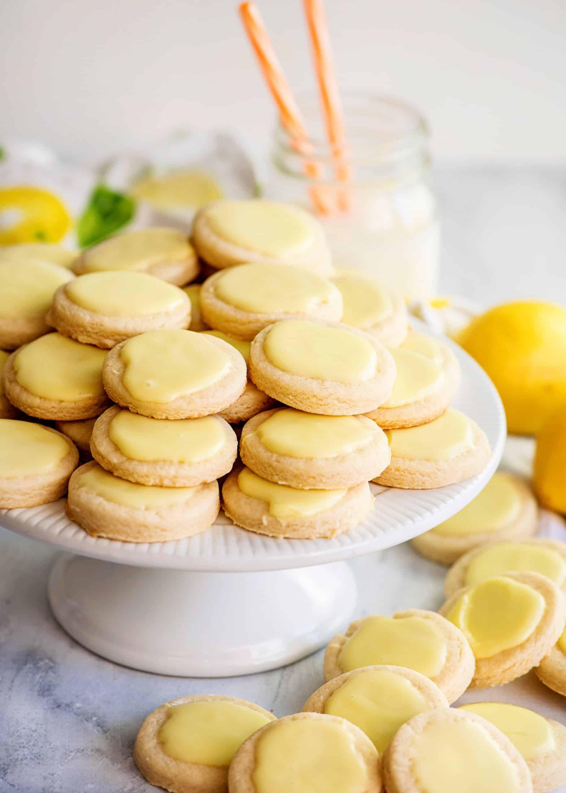 beautiful photo of lemon blossoms