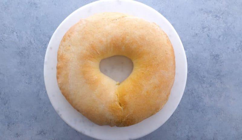 baked king cake
