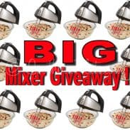BIG Mixer Giveaway – 10 Winners!